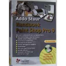 Handboek Paint Shop Pro 9 + CD-ROM