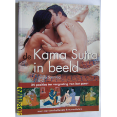 De kama sutra in beeld (Linda Sonntag) en Kamasutra The Game