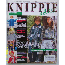 Knippie idee winter 2007/'08
