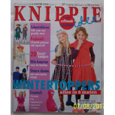 Knippie idee winter 2008