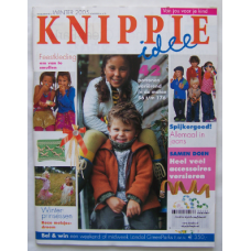 Knippie idee winter 2005